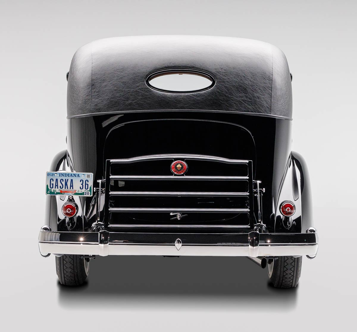 1936 Packard Twelve All Weather Cabriolet - The JBS Collection