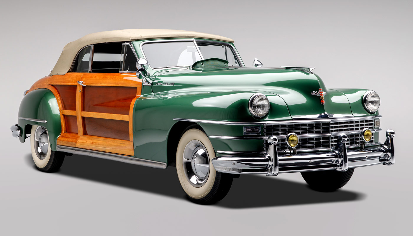 1947 Chrysler Town and Country - The JBS Collection