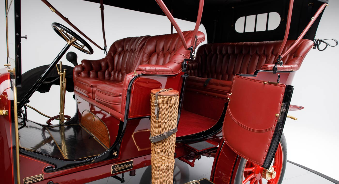 1906 Studebaker Model G - The JBS Collection