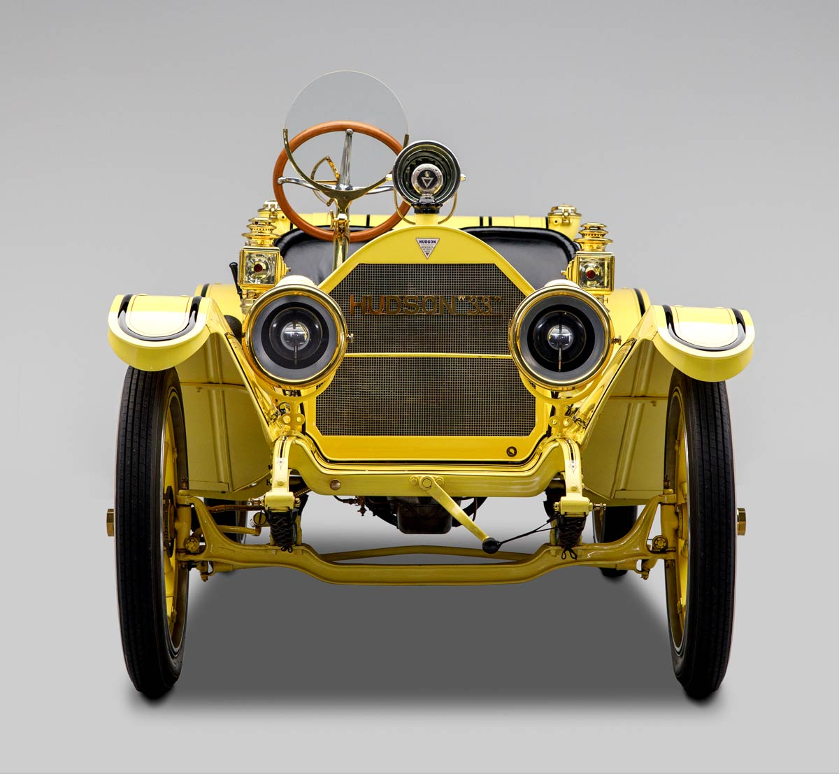 1911 Hudson Model 33 - The JBS Collection