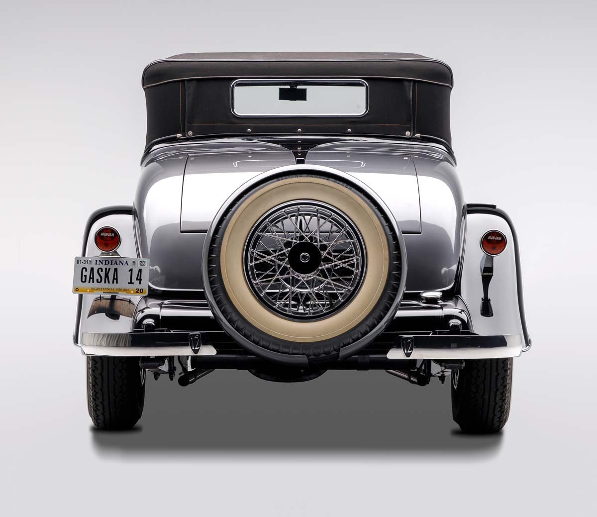 1934 Auburn 1250 Salon Cabriolet - The JBS Collection