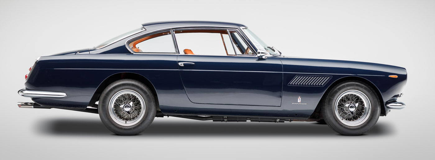 1963 Ferrari 250 GTE - The JBS Collection