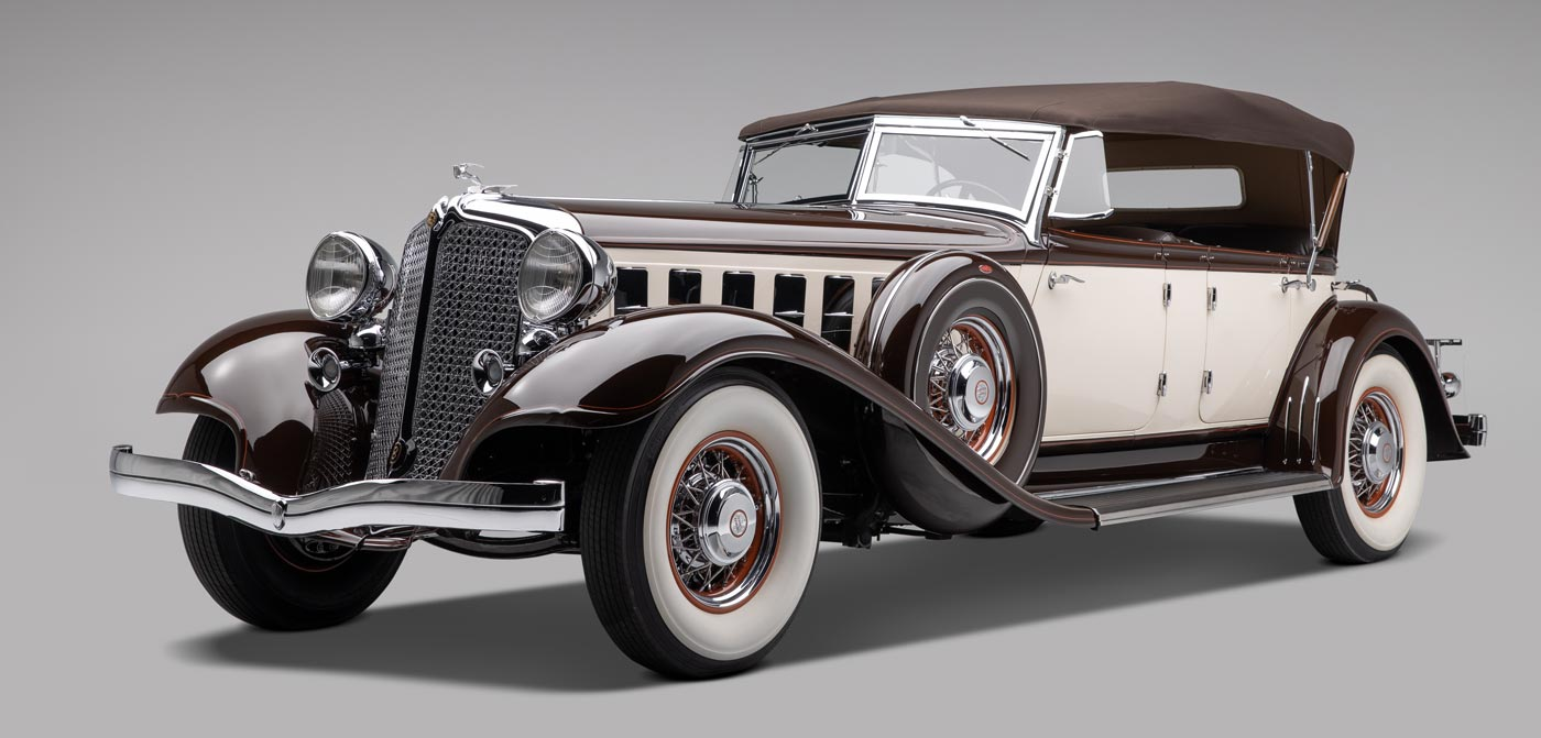 1933 Chrysler Imperial LeBaron - The JBS Collection