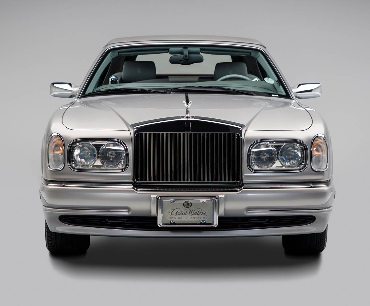 2001 Rolls-Royce Corniche - The JBS Collection