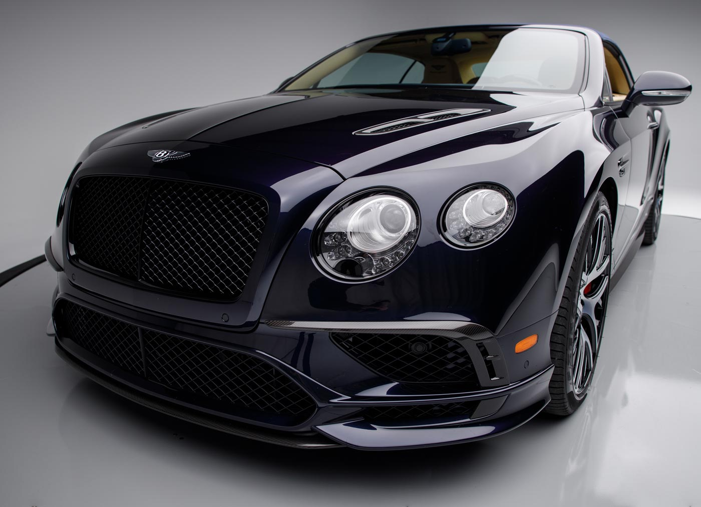 2018 Bentley Supersports Convertible - The JBS Collection