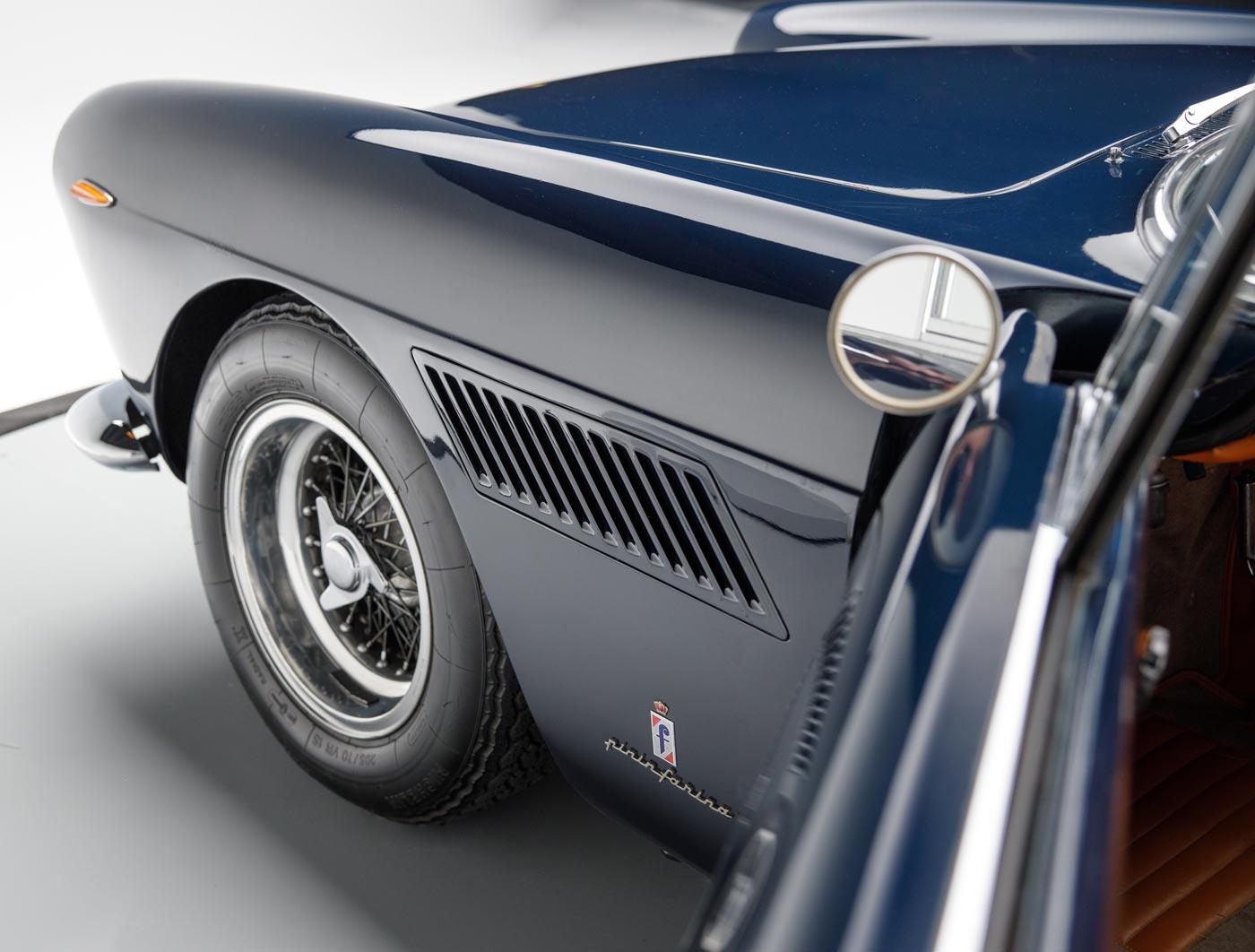 1963 Ferrari 250 GTE - The JBS Collection