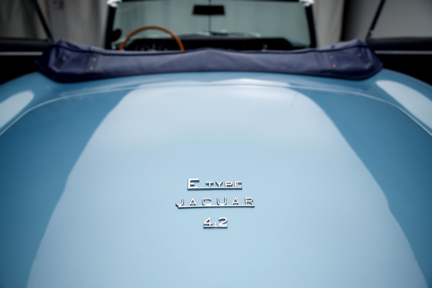 1968 Jaguar XK-E Roadster - The JBS Collection