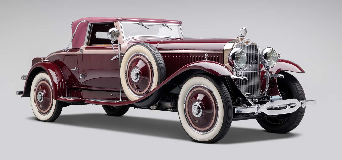 1929 Hispano-Suiza H6B Hibbard & Darrin - The JBS Collection