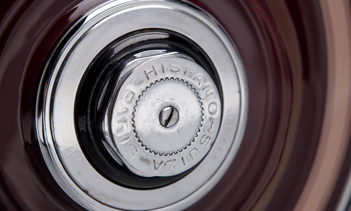 1929 Hispano-Suiza H6B Hibbard & Darrin - The JBS Collection