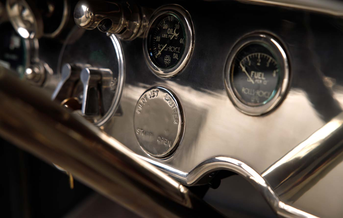 1923 Rolls-Royce Silver Ghost Pall Mall - The JBS Collection
