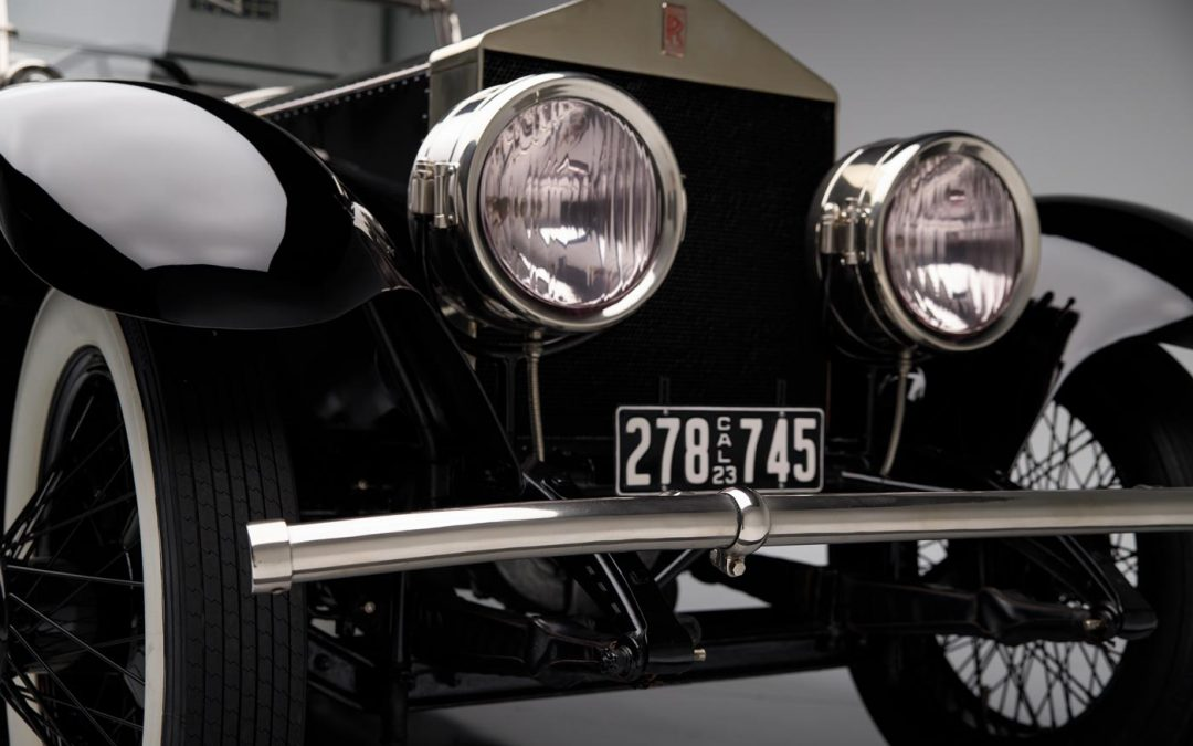 1923 Rolls-Royce Silver Ghost Pall Mall