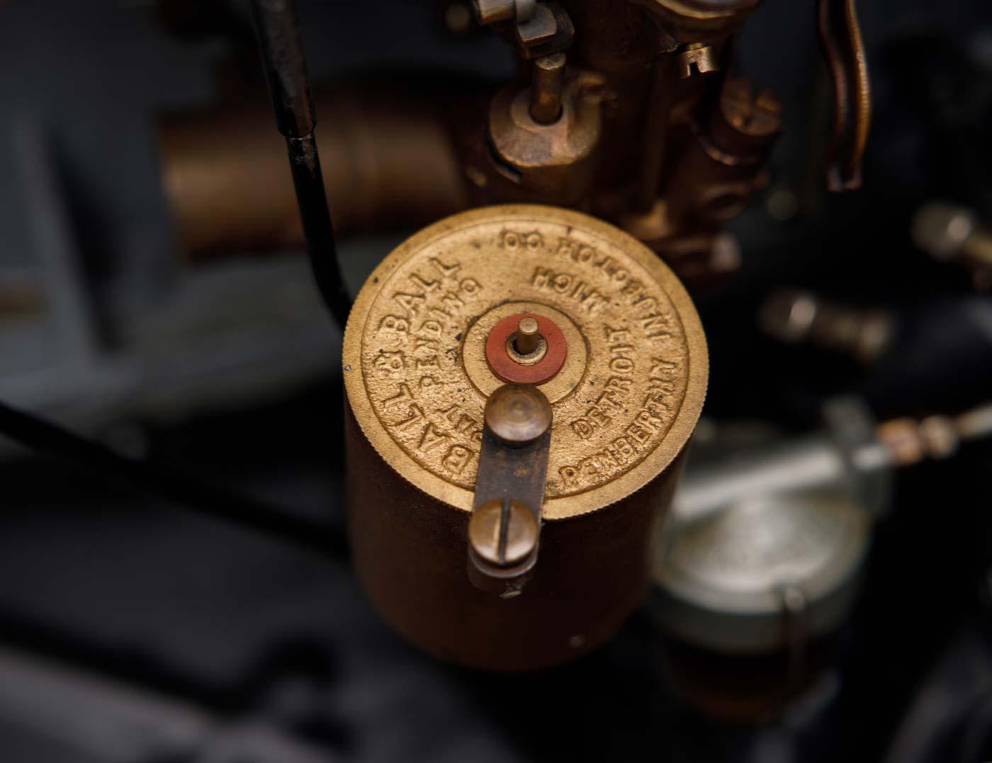 1923 Studebaker Big Six Speedster - The JBS Collection