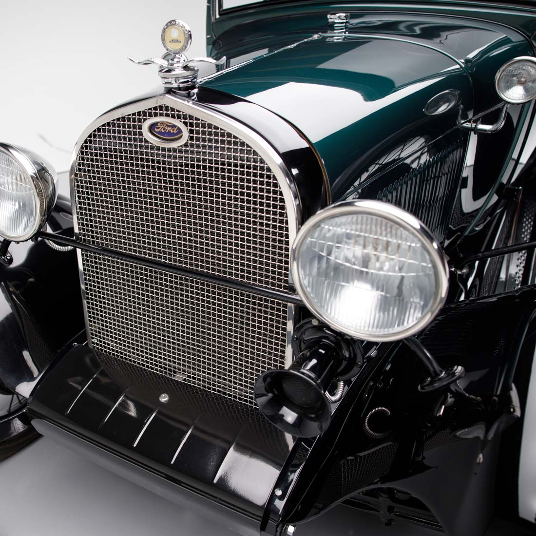 1928 Ford Model A Pickup Roadster - The JBS Collection