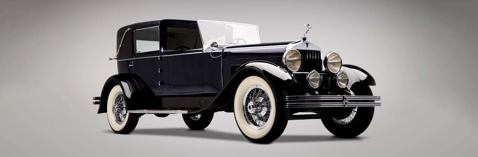 28 Hudson Series O Towncar - The JBS Collection