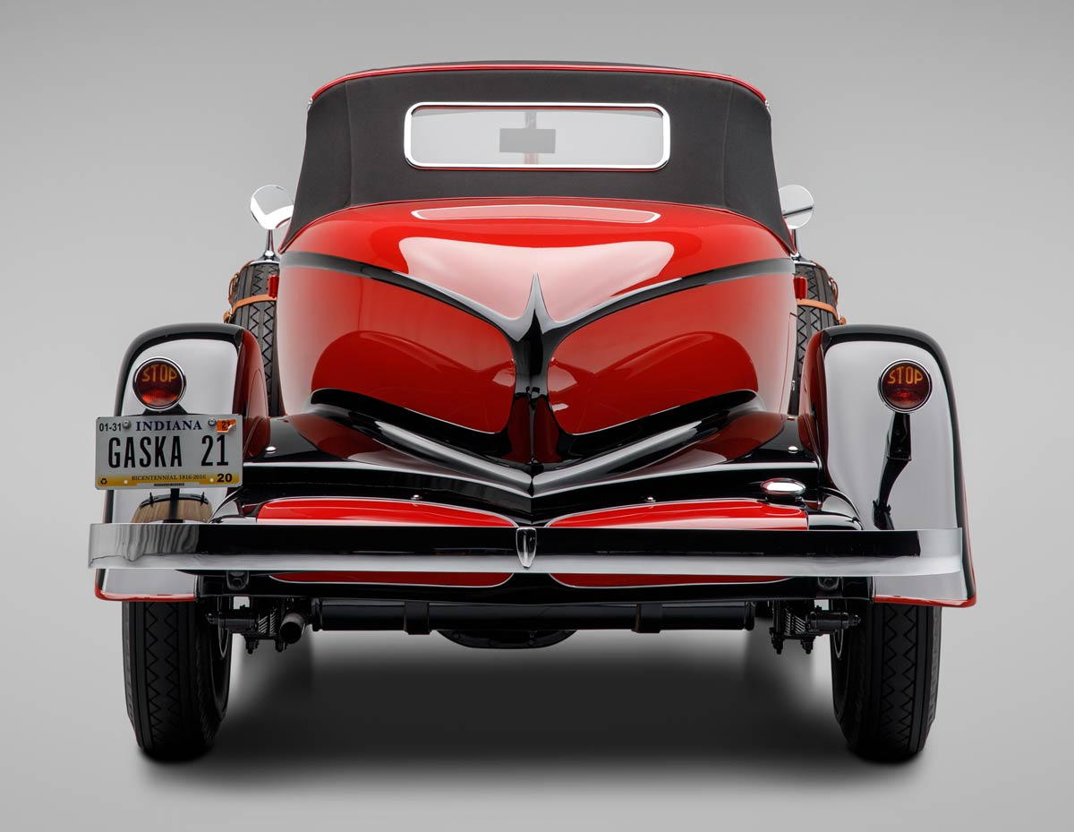 1932 Auburn 8-100A Speedster - The JBS Collection