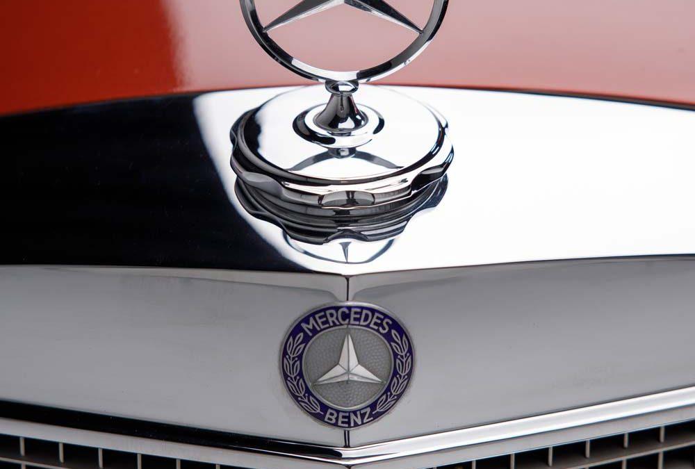 1972 Mercedes-Benz 600 SWB