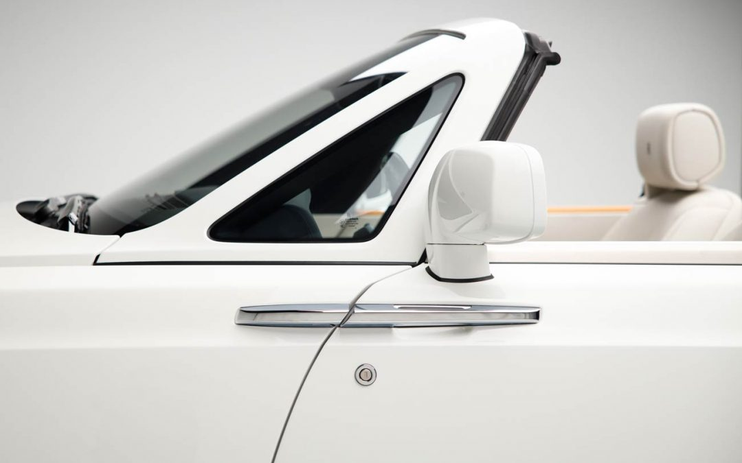 2011 Rolls-Royce Phantom III Drophead Coupé