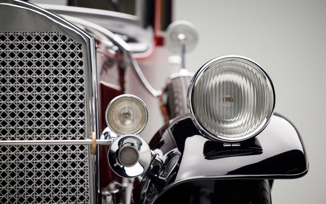 1929 Pierce-Arrow Model 133 Limousine