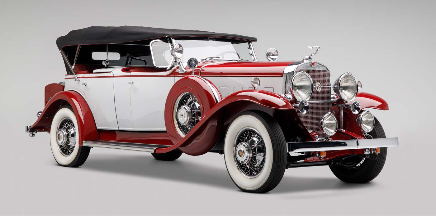 1929 Pierce-Arrow Model 133 Limousine - The JBS Collection