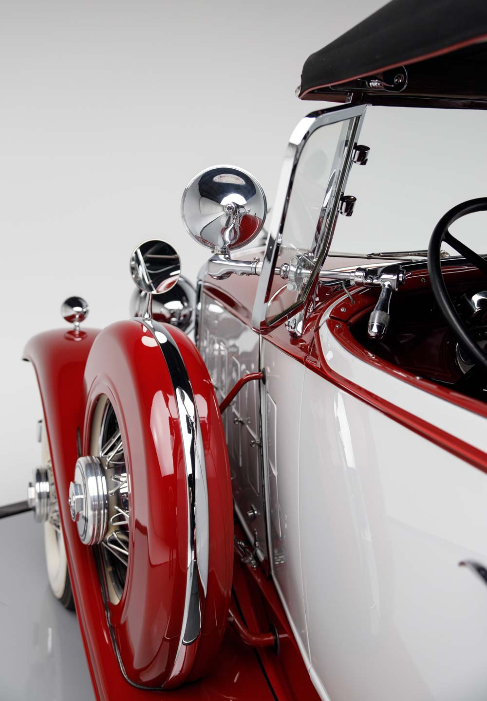 1931 Cadillac 335A Dual Cowl Phaeton - The JBS Collection
