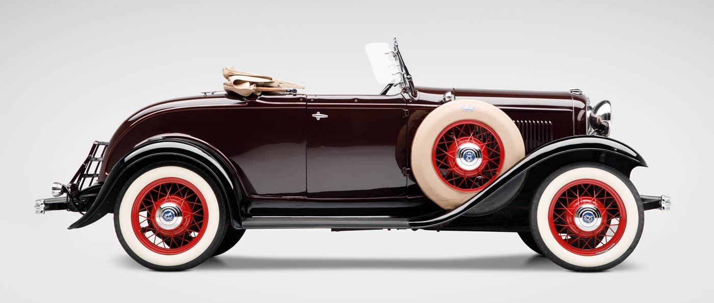 1932 Ford Model 18 Roadster - The JBS Collection