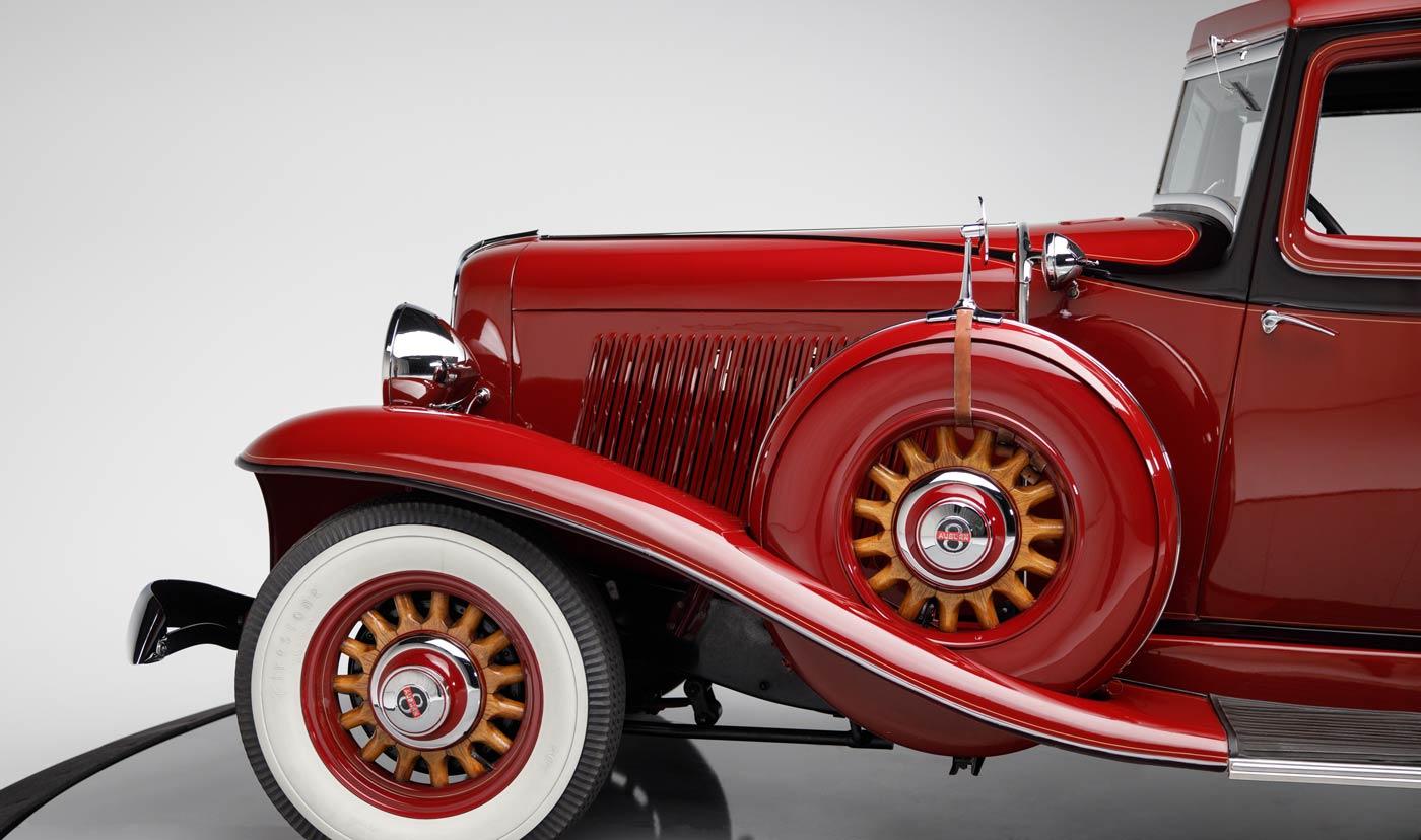 1933 Auburn Salon Brougham - The JBS Collection