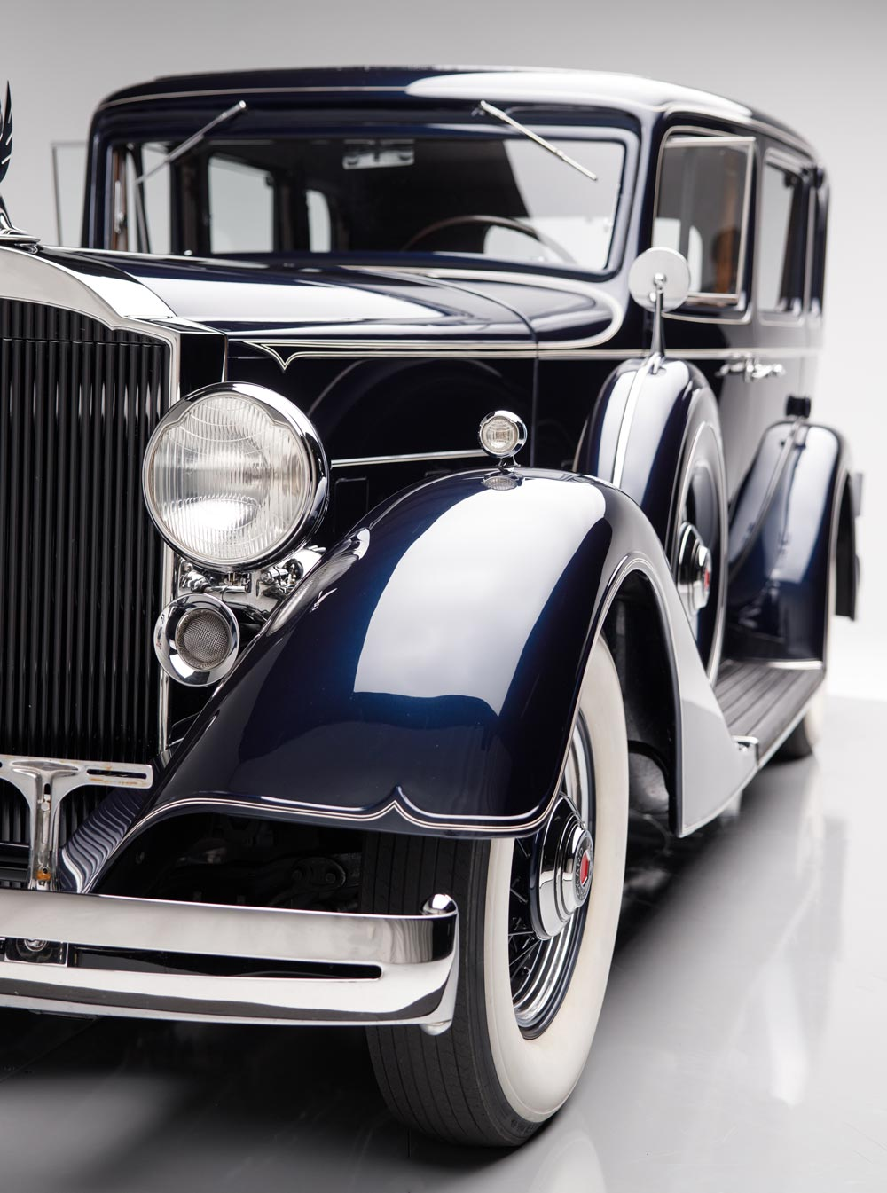 1934 Packard Eight 1100 - The JBS Collection
