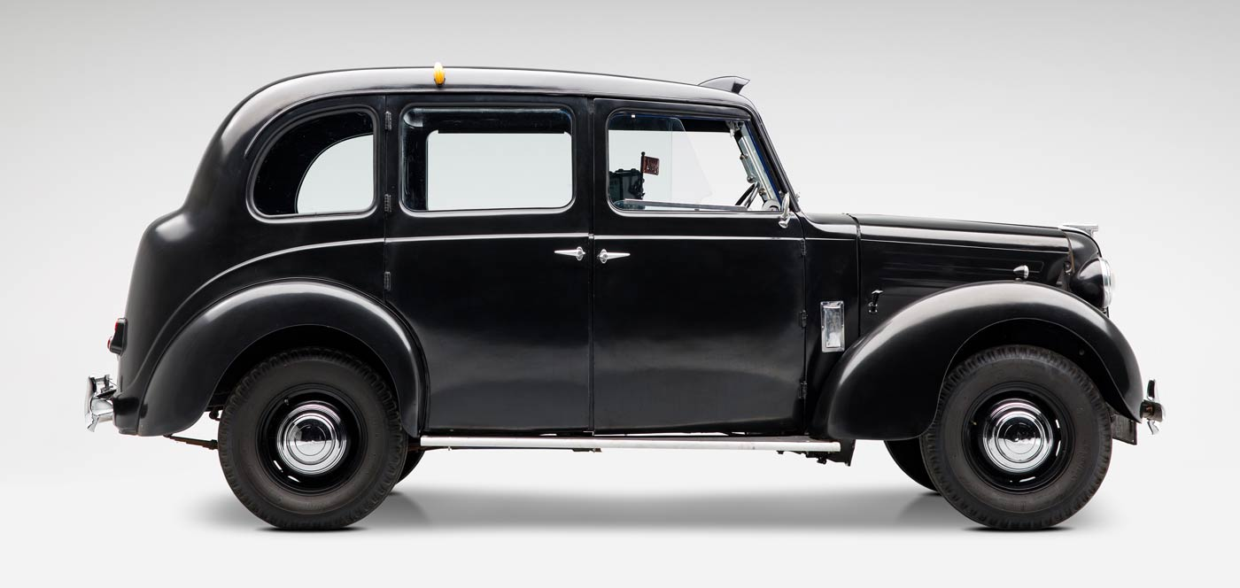 1955 Austin FX3 - The JBS Collection