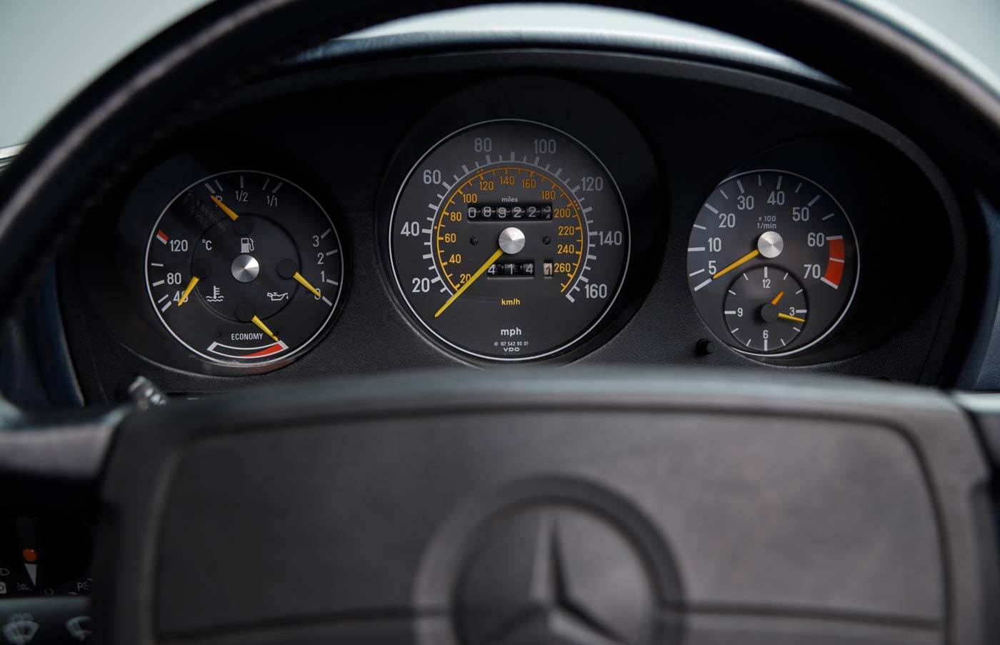 1986 Mercedes-Benz 560 SL - The JBS Collection