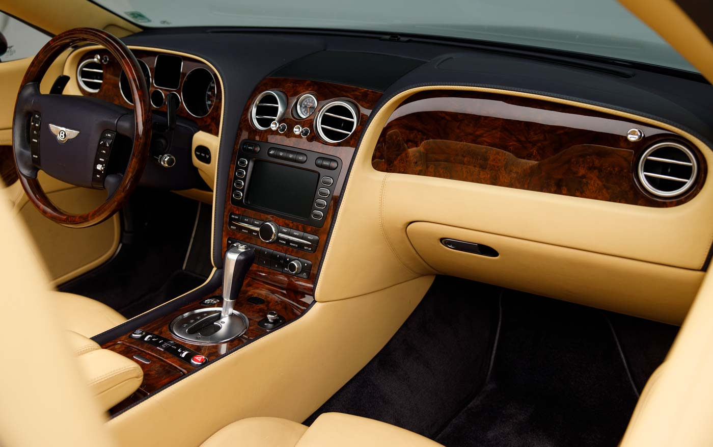 2007 Bentley Continental GTC - The JBS Collection