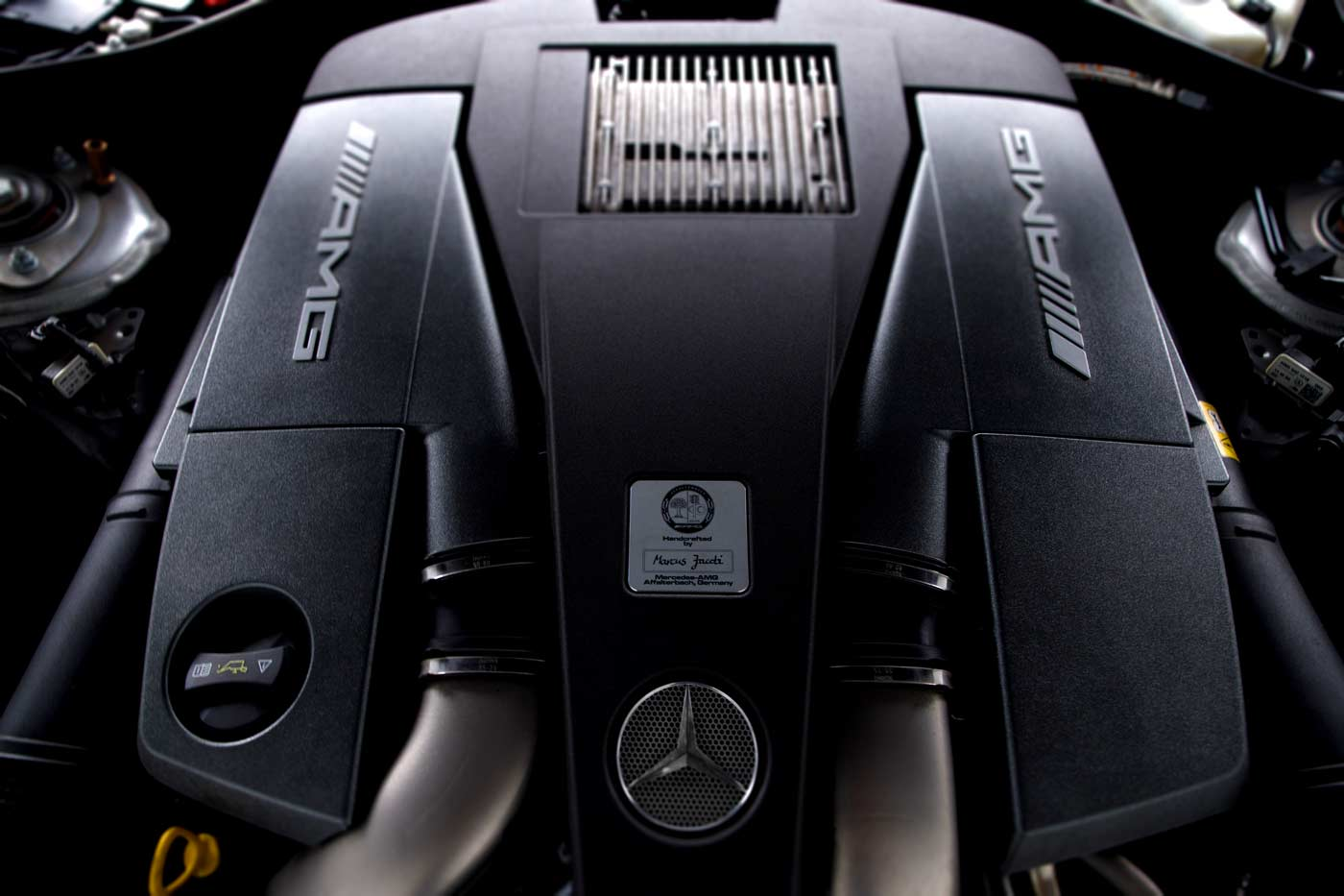 2011 Mercedes Benz S63 AMG - The JBS Collection