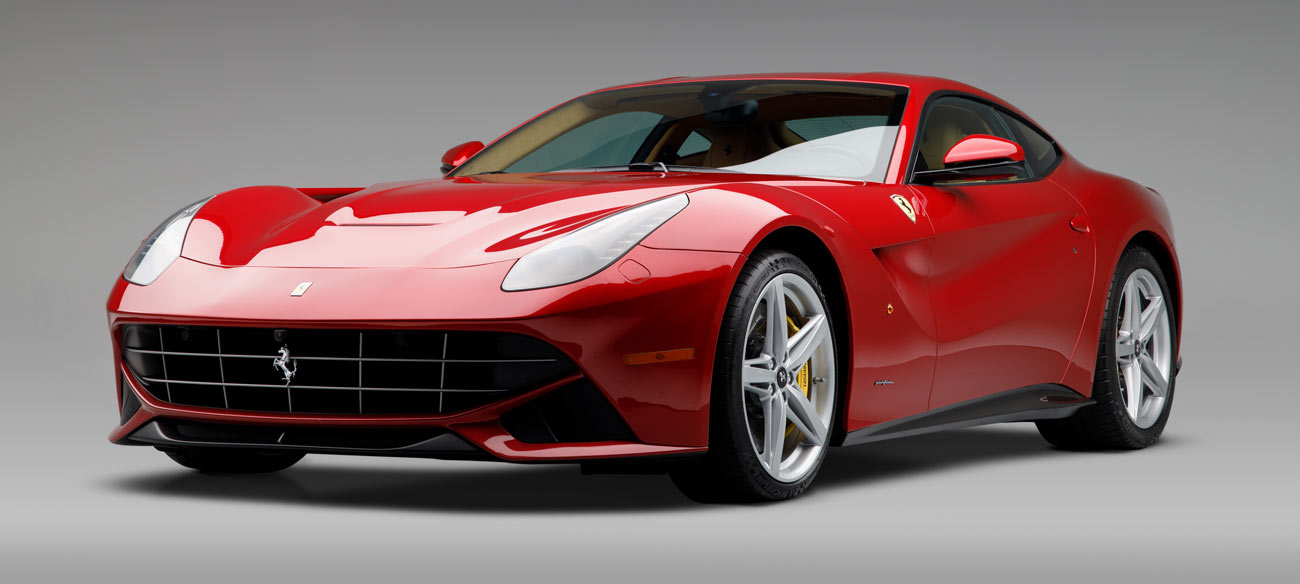 2014 Ferrari F12 - The JBS Collection