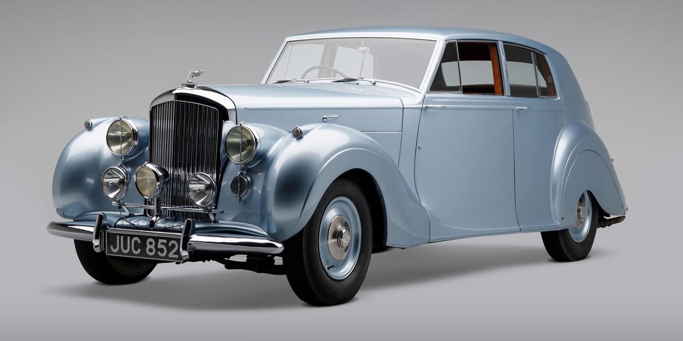 1948 Bentley Mark VI - The JBS Collection