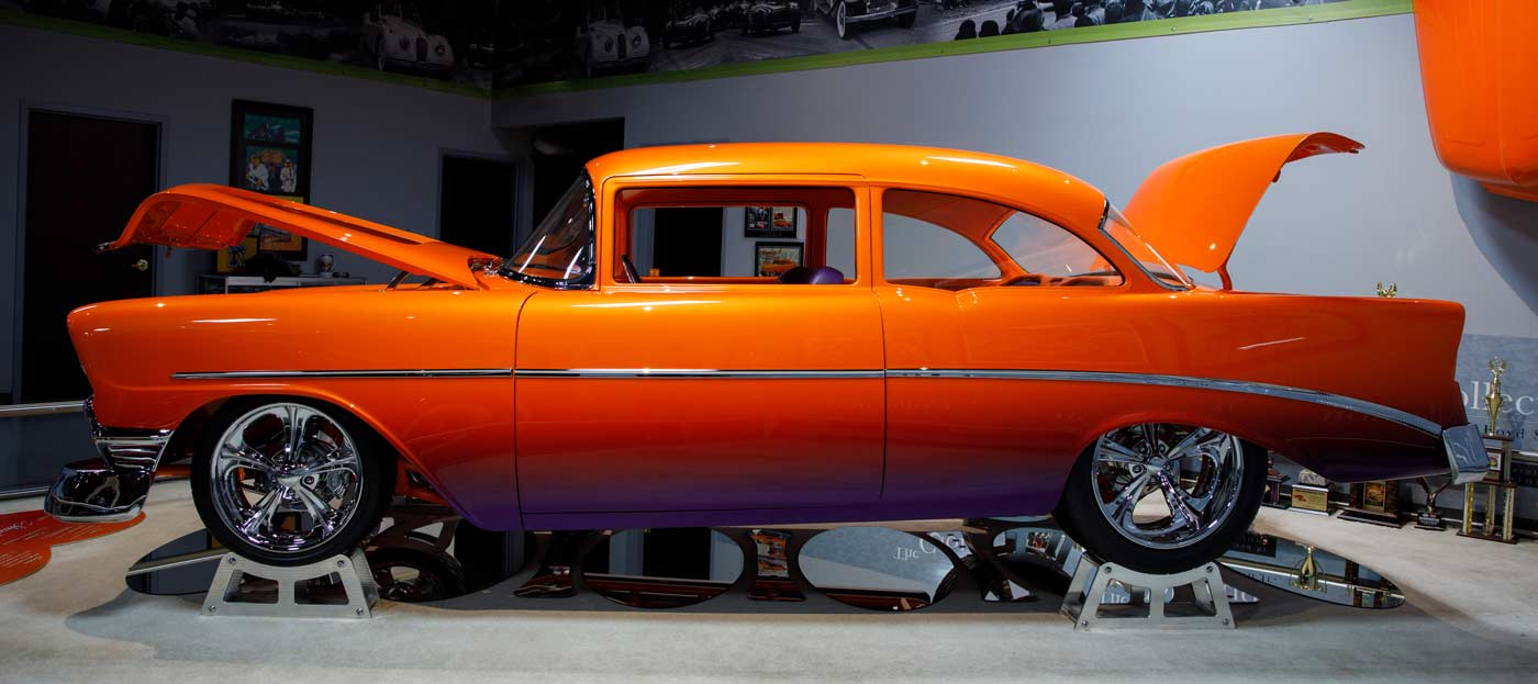 1956 Chevy 210 Coupe - The JBS Collection
