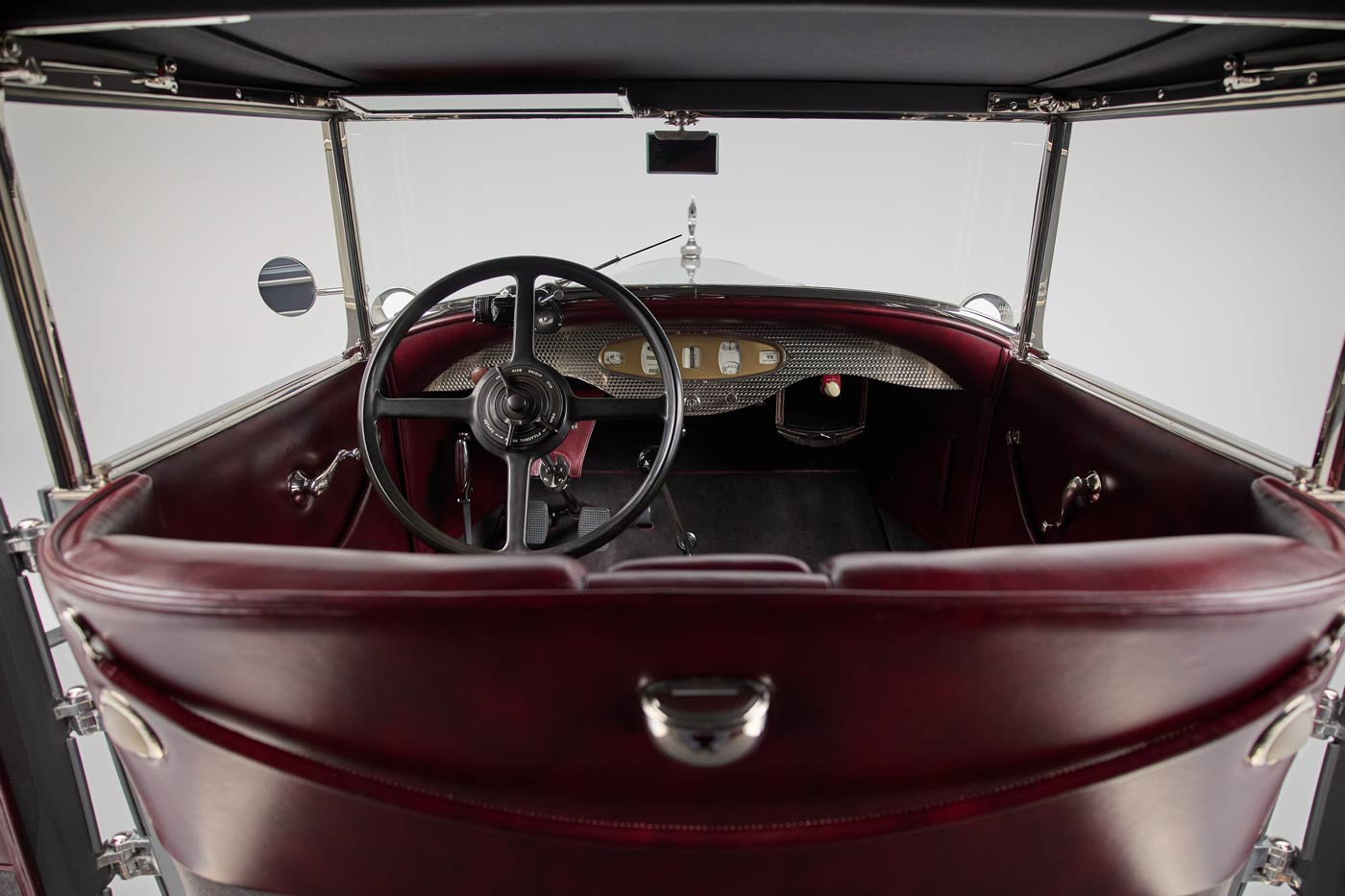 1928 Hudson Super Six Series O Convertible - The JBS Collection