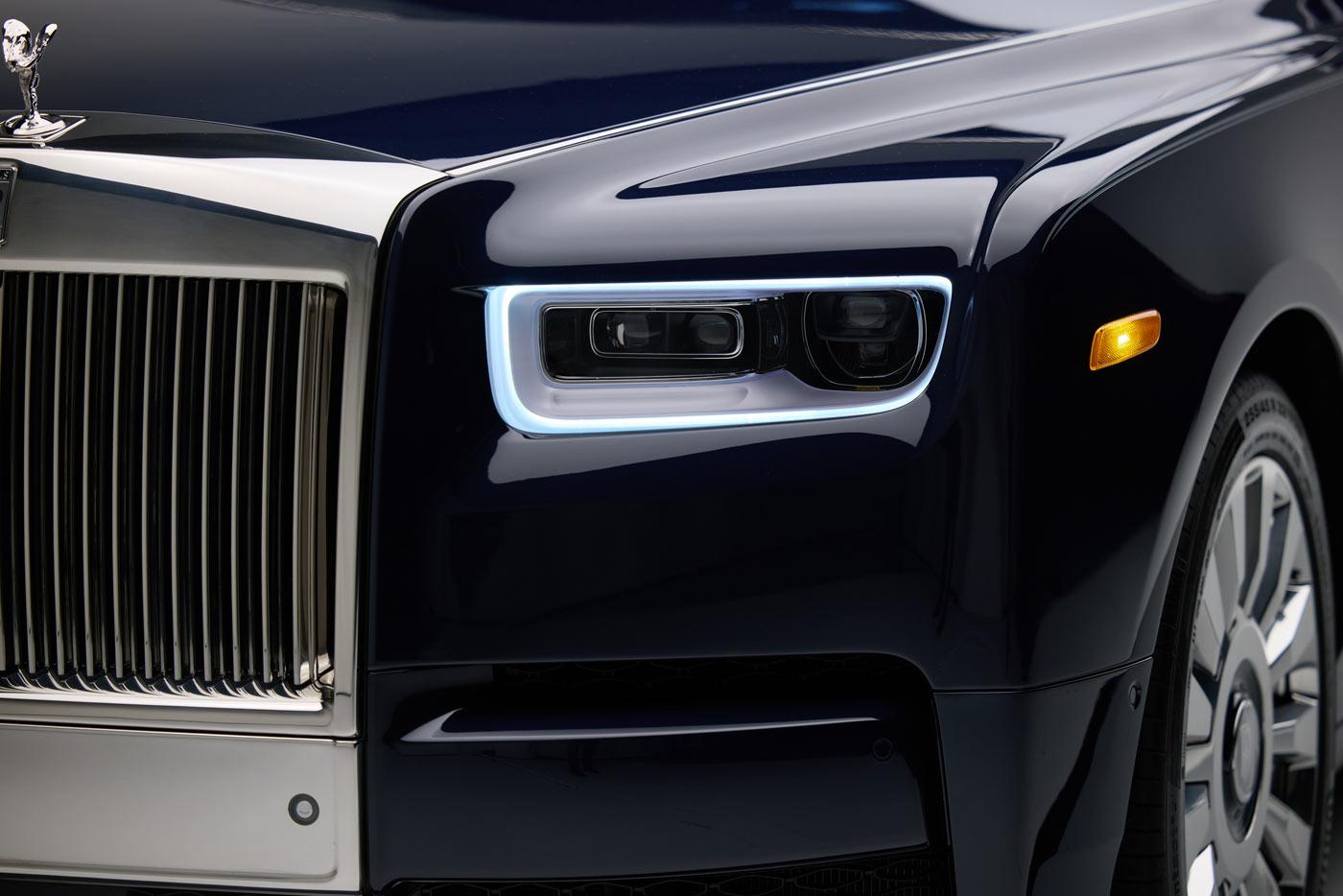 2021 Rolls-Royce Phantom Extended - The JBS Collection
